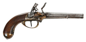 Louis XVI Charleville Model 1777 Flintlock Pistol