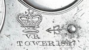 V.R. Tower Percussion Pistol