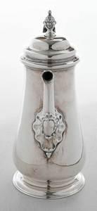 George II Coffee Pot