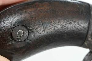 Bacon and Co. Underhammer Percussion Pistol