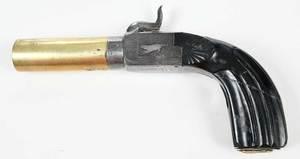 Percussion Pocket Pistol
