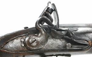 Brass Mounted and Inlay Flintlock Blunderbuss