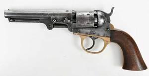 Cooper Firearms Mfg. Co. Revolver