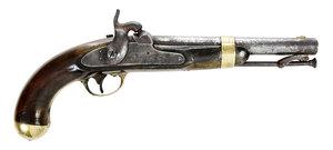 H. Aston Percussion Pistol
