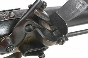 Two French Flintlock Pistols