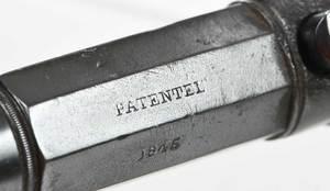 Allen's Patent Percussion