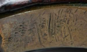British Flintlock Cannon Barrel Pocket Pistol