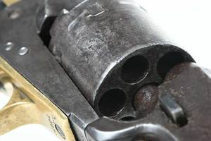 1851 Colt Navy Percussion Revolver