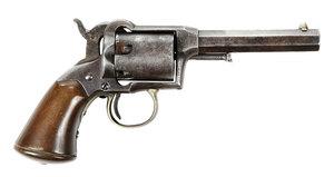 Remmington Beals Pocket Revolver