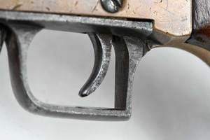 E. Whitney Two Trigger Five Shot Revolver