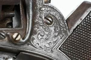 Adam's Patent 1851 Revolver