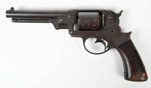Starr Arms Double Action Army Revolver