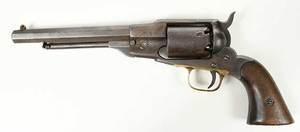 Remmington Beals Navy Model Revolver
