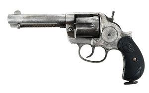 Colt 1878 Double Action Revolver