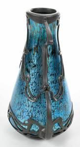 Loetz Style Art Nouveau Vase