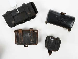 Four Civil War Style Boxes