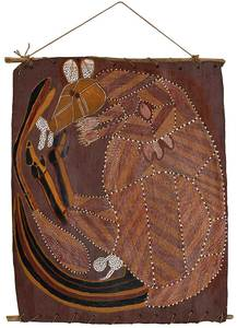 Aboriginal School, Gunwinggu Tribe