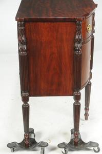 American Federal Style Mahogany Sideboard
