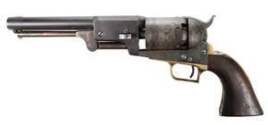 Colt Dragoon Percussion Revolver