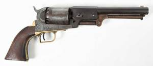 Colt Dragoon Percussion Revolver