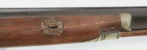 J. Golcher Cap and Ball Long Gun