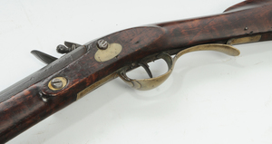 Pennsylvania Long Flintlock Rifle