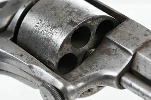 Allen & Wheelock Side Hammer Pistol