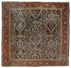 Square Mahal Carpet