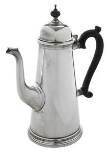 Tiffany Sterling Coffee Pot
