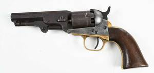 Colt 1849 Pocket Model Black Powder Revolver