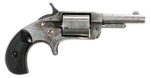 Mohawk Spur Trigger Revolver