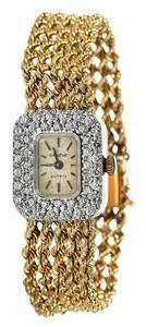 14kt. Diamond Watch