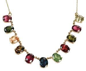 14kt. Gemstone Necklace