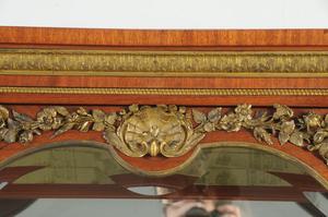 Fine Louis XVI Style Ormolu-Mounted Vitrine