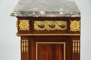 Louis XVI Style Ormolu-Mounted Server
