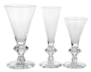 Steuben Glass Stemware Set of Twelve