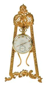 Longines 18kt. Pocket Watch