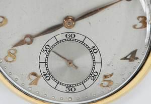 Longines 18kt. Pocket Watch