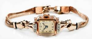 14kt. Gold Lyceum Watch