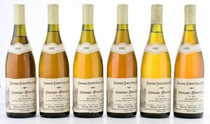 Six Bottles 1992 Domaine Amiot Guy et Fils, Clos Saint-Jean