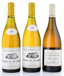 Three Vintage Mâconnais