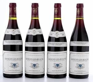 Four Bottles 1993 Maillard Savigny-lès-Beaune