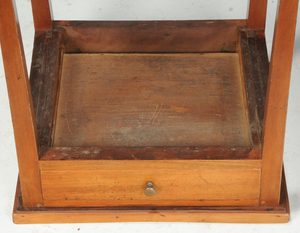 Southern Federal Cherry One Drawer Stand