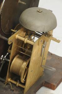 Pennsylvania Chippendale Tall Case Clock