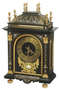 Louis XIV Style Bracket Clock