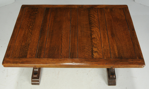 Jacobean Style Carved Oak Dining Suite