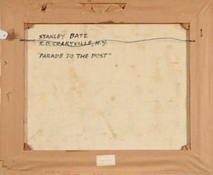 Stanley Bate