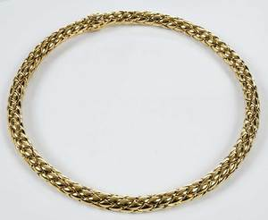 Chimento 18kt. Necklace