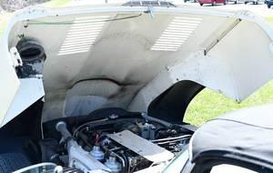 1973 Jaguar XKE V-12 Convertible