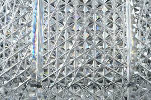 Cut Glass Hawkes Decanter